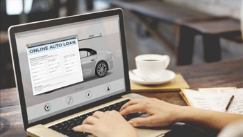 SIGN UP TO AN ONLINE CAR LOAN